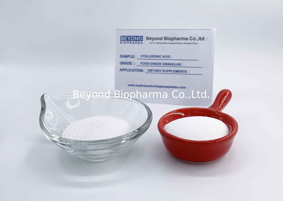 Anti Inflammatory Hyaluronic Acid Powder Supplement CAS 9067-32-7